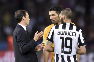 Juventus, i 10 volti del 2015
