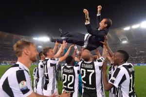 Juventus - E' il 4-3-3 il modulo vincente?