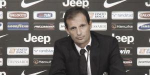 """Allegri: """"Questa Juve non ha problemi, a Napoli possiamo vincere""""."""