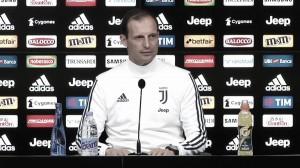 """Juve, Allegri tra Lazio e Scudetto: """"Non dobbiam concedere campo. Quest'anno tutte contro"""""""
