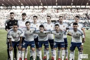 Real Zaragoza - UD Almería: puntuaciones Real Zaragoza, jornada 12