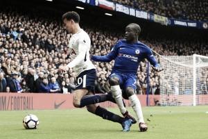 Dele Alli decide, Tottenham vence Chelsea de virada e quebra jejum de 28 anos