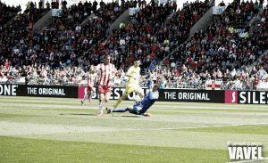 Fotos e imágenes del Almería 0-0 Villarreal, de la jornada 27 de la Liga BBVA