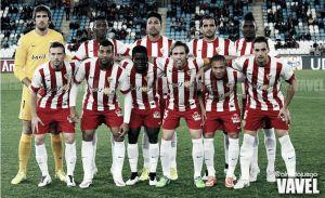 UD Almería - Real Betis: puntuaciones Almería, vuelta Copa del Rey