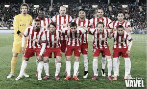 UD Almería - Deportivo de la Coruña: puntuaciones Almería, Jornada 25 Liga BBVA