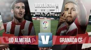 Resultado Almería vs Granada en Liga BBVA 2015 (3-0)