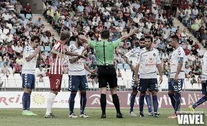 Fotos e imágenes del Almería 2-2 Tenerife, jornada 7 de la Liga Adelante