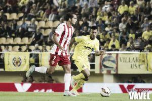 El Villarreal sumó su única victoria en Almería la temporada pasada