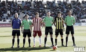 Fotos e imágenes del Almería 2-1 Real Zaragoza, jornada 23 de la Liga Adelante