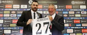 Hugo Almeida Signs on at Cesena