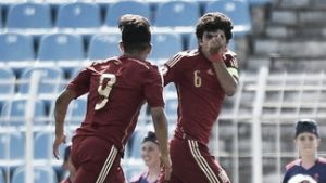 Spain U17 1-1 Austria U17: Tournament favourites kick off with score draw