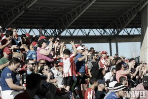 El Almería - Mirandés del próximo sábado tendrá tintes solidarios