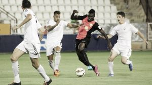 Primera derrota del Albacete Balompié esta pretemporada