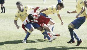 Cádiz - Almería B: el ascenso como objetivo