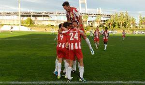Villanovense - Almería B: vital sumar fuera de casa