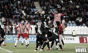 Córdoba - Almería: playoff - descenso