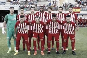 Triunfo holgado de la UD Almería en el derbi almeriense