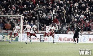El Real Madrid vence a un valiente Almería