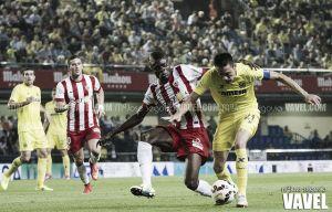 El Villarreal deja fuera de juego al Almería