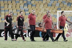 Almir tem lesão no cotovelo confirmada e desfalca Flamengo por três semanas