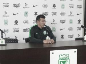 "Jorge Almirón: ""Ganar siempre te da mucha tranquilidad"""