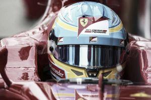 Fernando Alonso lidera los Libres 1 en el caos del GP de EEUU 2013