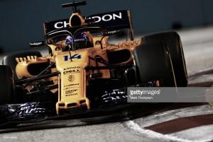 """Alonso: """"Ha sido una carrera mágica para nosotros"""""""