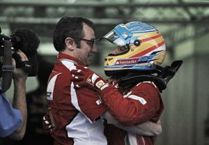 "Stefano Domenicali:  ""Siempre apoyaré a Ferrari, siempre. Y a Fernando Alonso"""