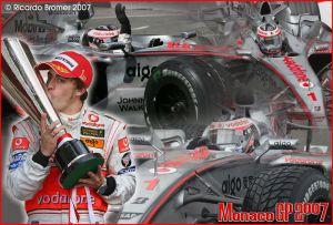 Previa histórica GP de Monaco 2007: el principio del fin en McLaren