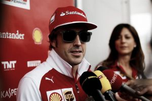 """Fernando Alonso: """"Todo lo que podemos hacer es esperar y ver como salen las cosas"""""""