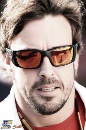 """Fernando Alonso: """"La verdad es que no ha salido nada a derechas"""""""