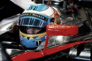 """Fernando Alonso: """"Son problemas solucionables de unos entrenamientos"""""""