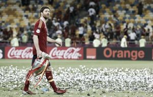 Xabi Alonso retires from international football