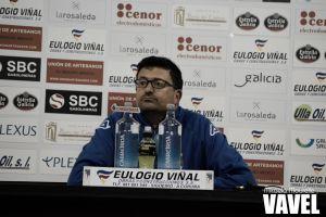 """Iñaki Alonso: """"El Avilés por abajo, y nosotros por arriba, nos jugamos cosas"""""""