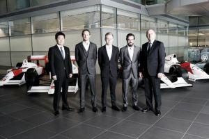 Oficial. Fernando Alonso ficha por McLaren - Honda