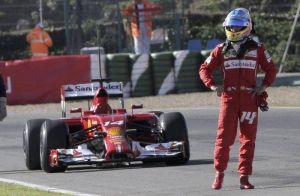 """Fernando Alonso: """"No he notado grandes diferencias en el estilo de pilotaje"""""""