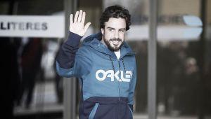 Fernando Alonso recibe el alta y abandona el hospital por su propio pie