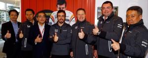 Alonso e Mclaren disputarão as 500 milhas de Indianápolis