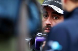 """Fernando Alonso: """"Ha sido el mejor fin de semana de todo el año"""""""