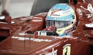 Fernando Alonso reafirma en Singapur su liderazgo en Ferrari