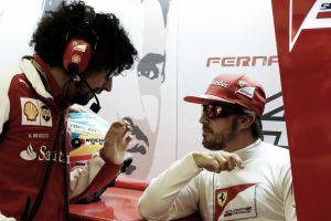 """Fernando Alonso: """"Las rectas serán nuestro talón de Aquiles"""""""