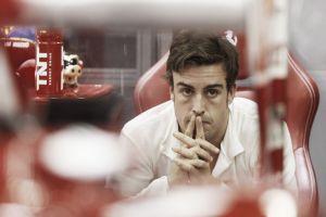 """Fernando Alonso: """"Será una carrera muy dura. Todos nuestros pensamientos están con Jules"""""""