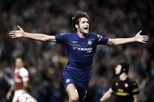 Em jogo eletrizante de cinco gols, Chelsea bate Arsenal em clássico londrino na Premier League