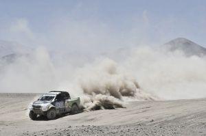 """Yazeed Alrajhi: """"Creo que puedo ganar el Dakar"""""""