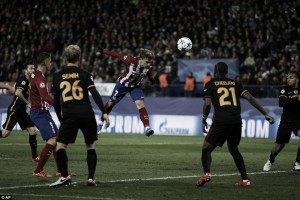 Bis de Griezmann: Atleti bate Galatasaray e Benfica celebra passagem aos 'oitavos'