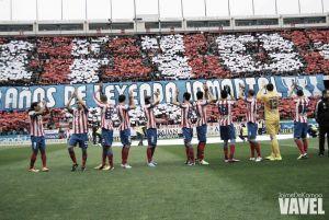Atlético de Madrid, temporada a temporada