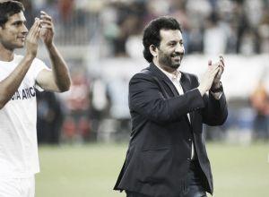 """Al Thani: """"Gracias afición por ser nuestro aliento"""""""