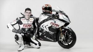 Althea BMW Racing presenta su equipo para 2016
