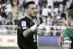 """Cristian Álvarez: """"Llevamos dos semanas trabajando bien, creo que vamos a hacer un buen partido"""""""