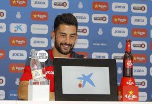 """Álvaro: """"Tenemos un equipo para disfrutar igual que el año pasado"""""""